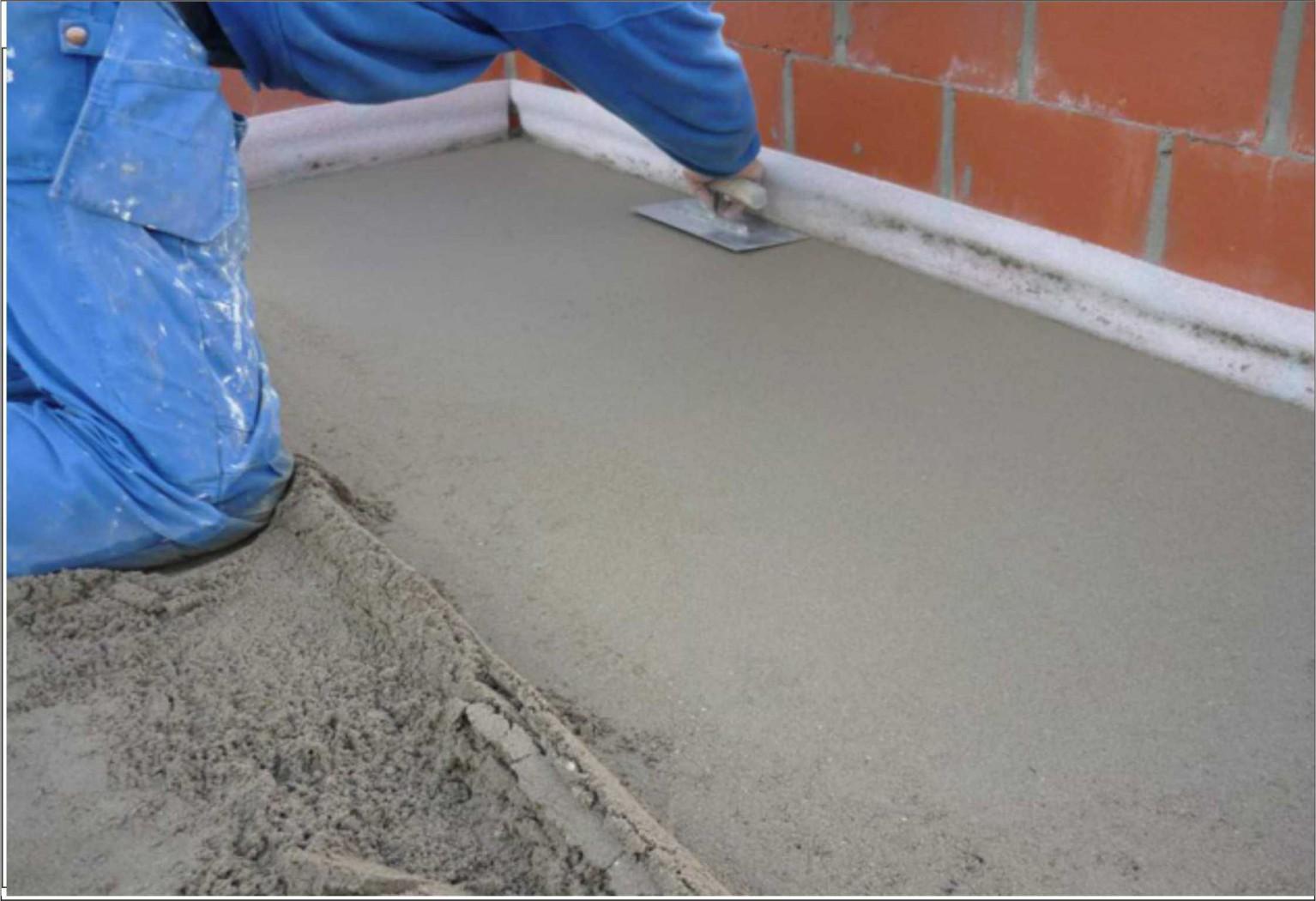 Как выравнивать бетонные полы - под линолеум, без стяжки и п.