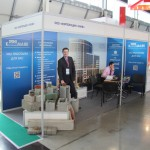 Корпорация «Маяк» на выставке Expo Build Russia